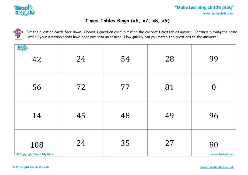 Multiplication Worksheets X8 4
