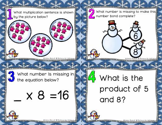 Multiplication Worksheets X8 5