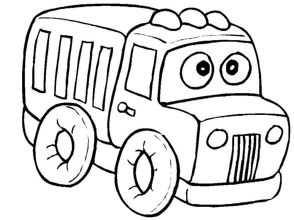 Preschool Coloring Worksheets Pdf