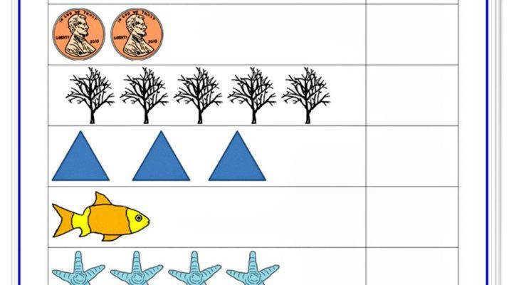 Daycare Free Preschool Worksheets Age 3 4