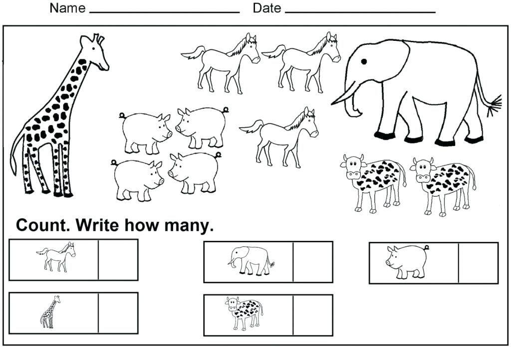 Preschool Geography Worksheets 5