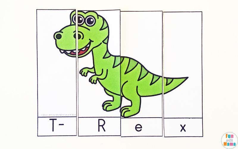 Preschool Worksheets Dinosaurs 3