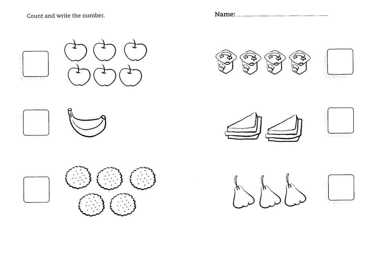 Preschool Worksheets For 2 Year Olds 5