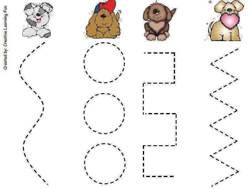 Preschool Worksheets For 3 Year Olds