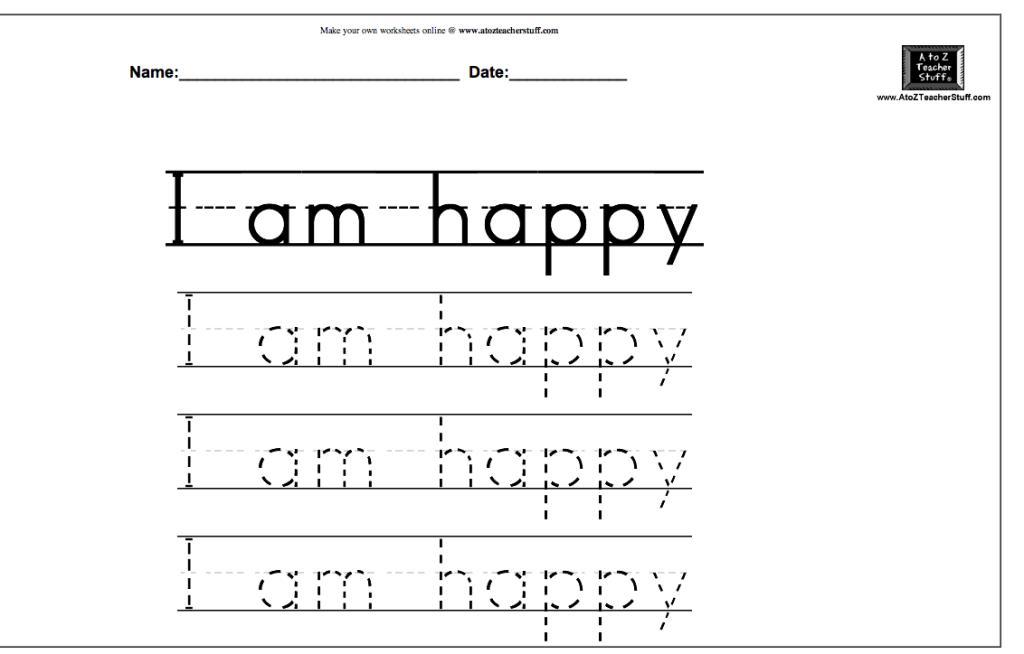 Preschool Worksheets For 5 Year Olds 5