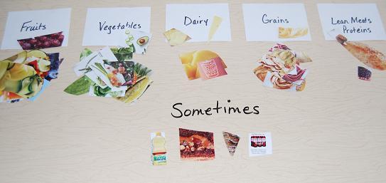 Preschool Worksheets Healthy Food 7