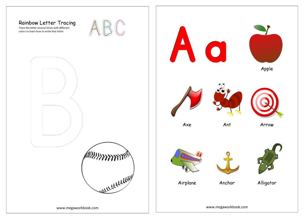 Preschool Worksheets India 1