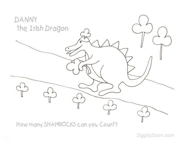 Preschool Worksheets Ireland 6