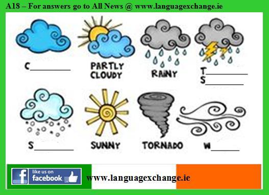 Preschool Worksheets Ireland 8