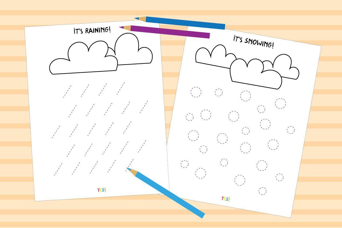 Same Or Different Worksheets Preschool