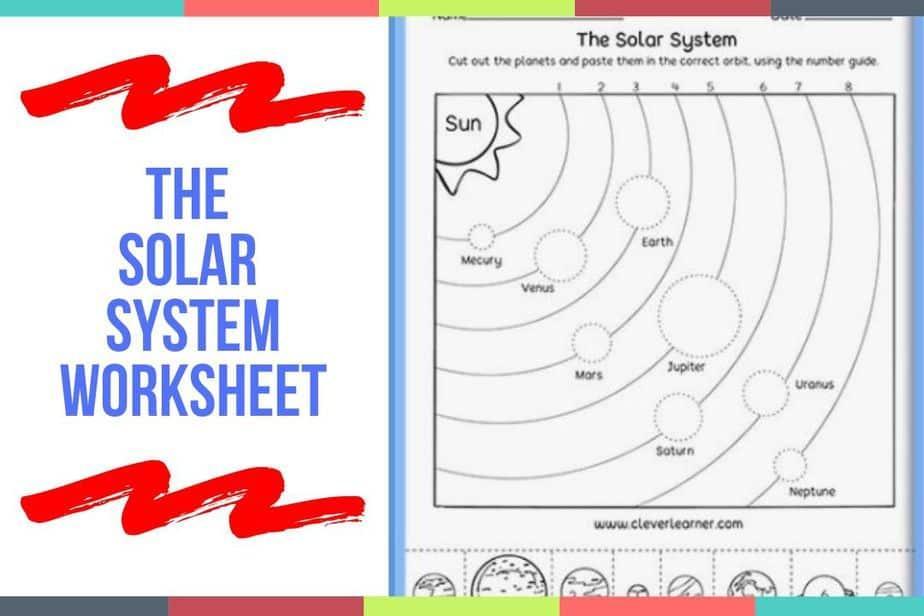 Free Printable Preschool Science Worksheets