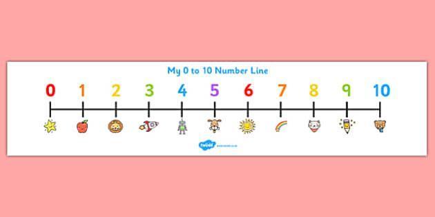 Preschool Number Worksheets 1-10 Free