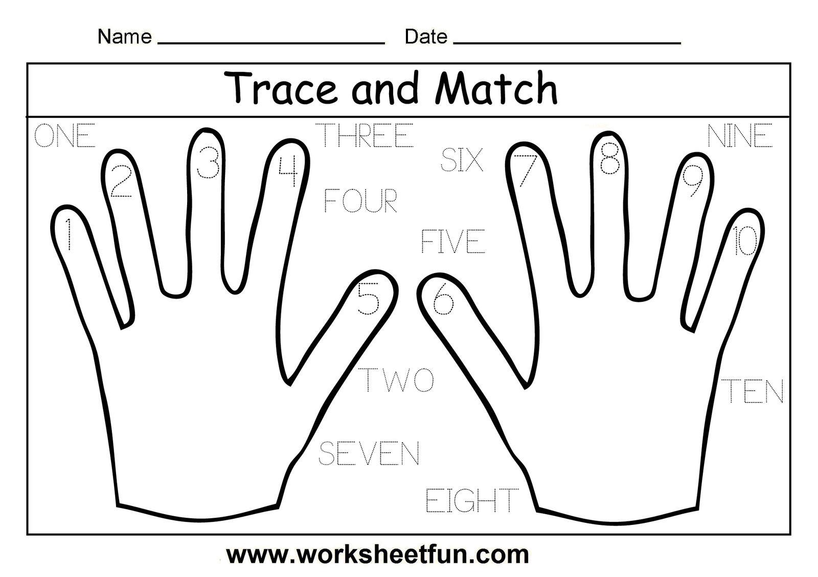 Preschool Opposites Worksheets Free