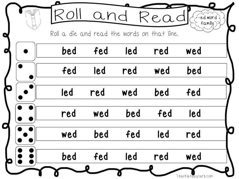 Preschool Phonics Worksheets Free