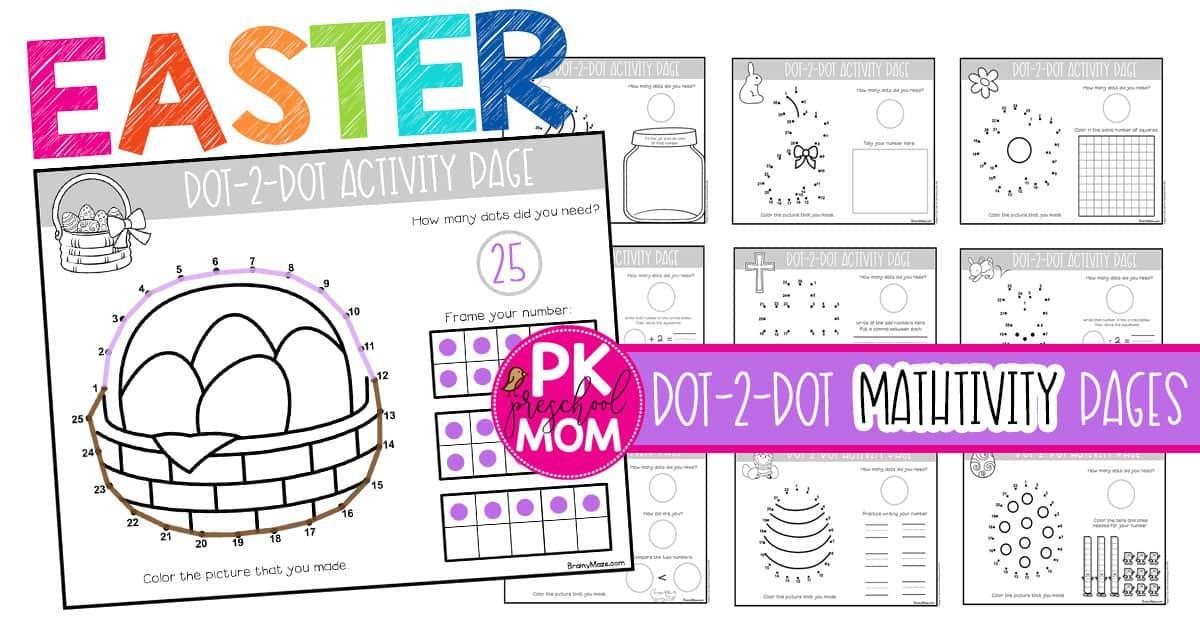 Preschool Worksheets For The Letter M