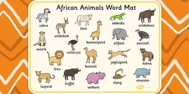 Preschool Worksheets South Africa 2