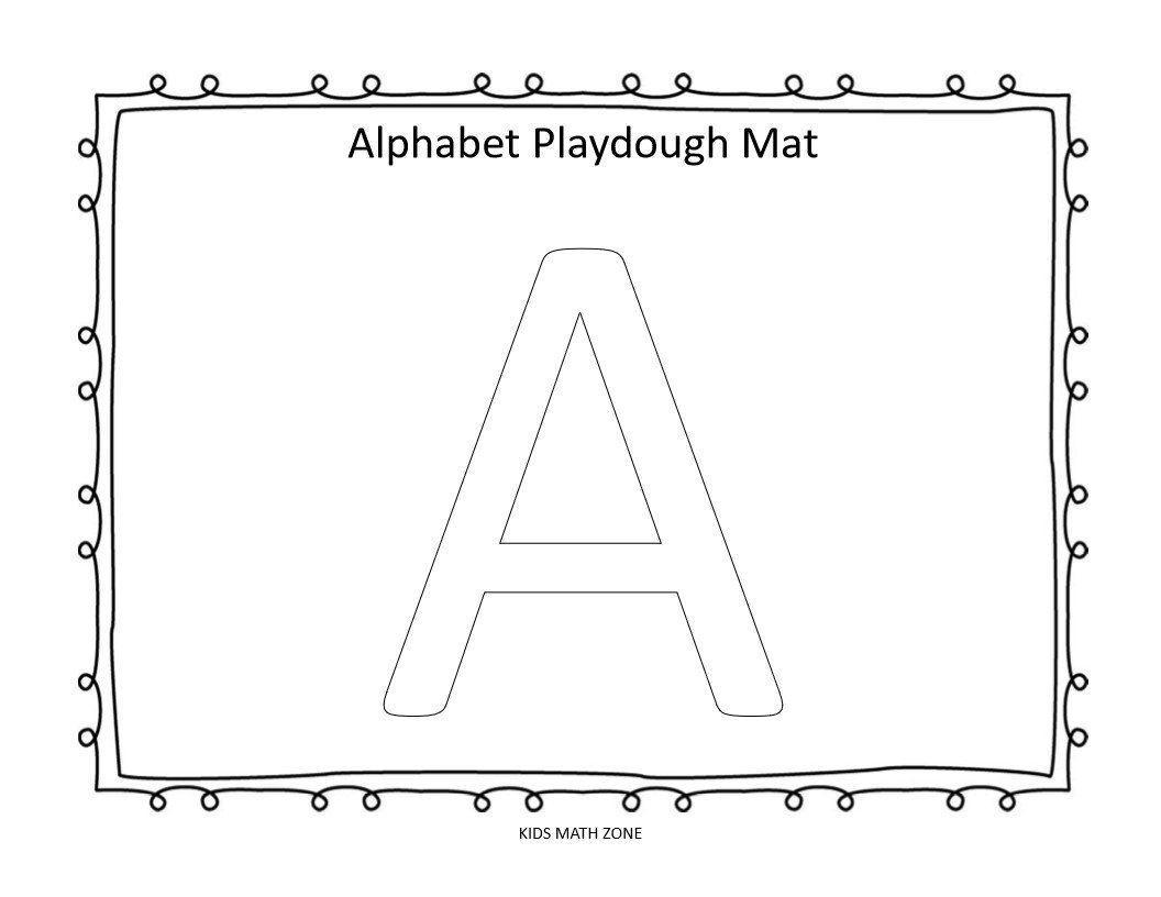 Preschool Worksheets Uppercase 4
