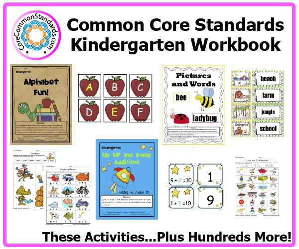 Math Worksheets Common Core 1