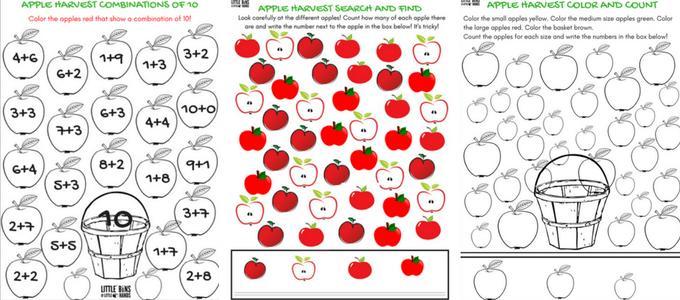 Preschool Volcano Worksheets 7
