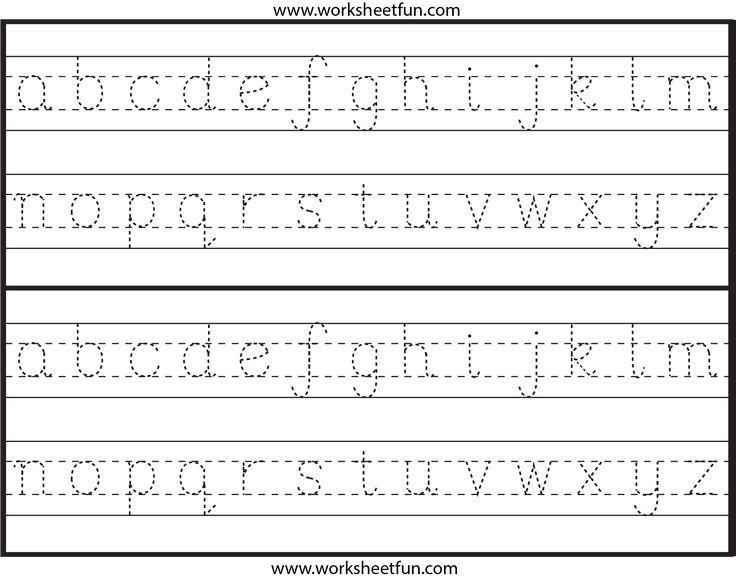 Preschool Worksheets Letter Z 2