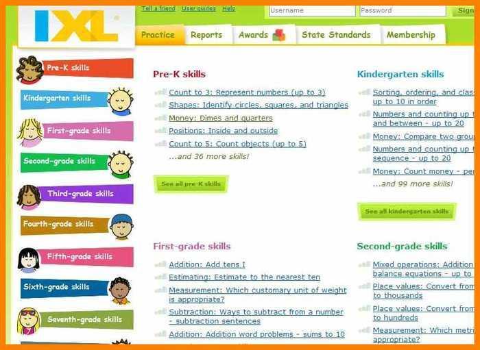 7th Grade Math Worksheets Ixl