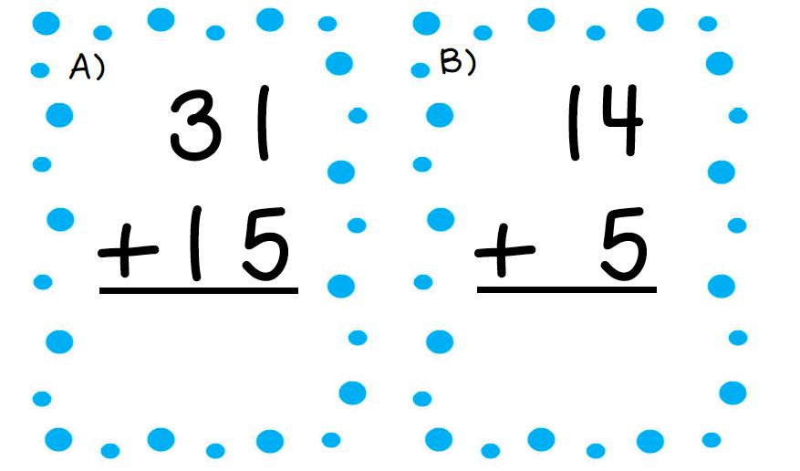 Math Worksheets Double Digit Addition 6