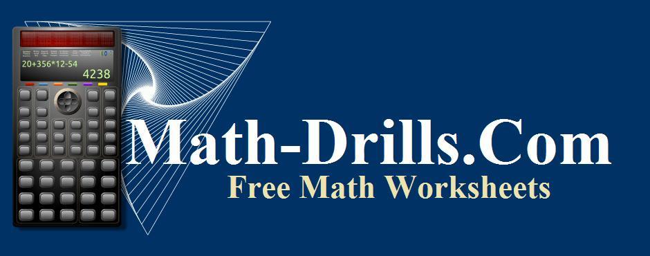 Math Worksheets Exponents 2
