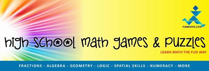Math Worksheets High School Algebra 1