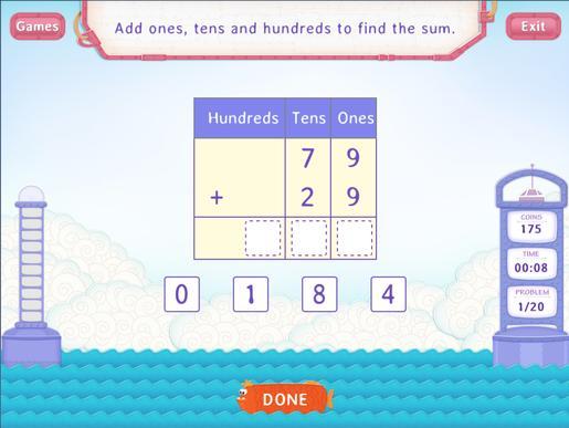 Math Worksheets Hundreds Tens Ones 6