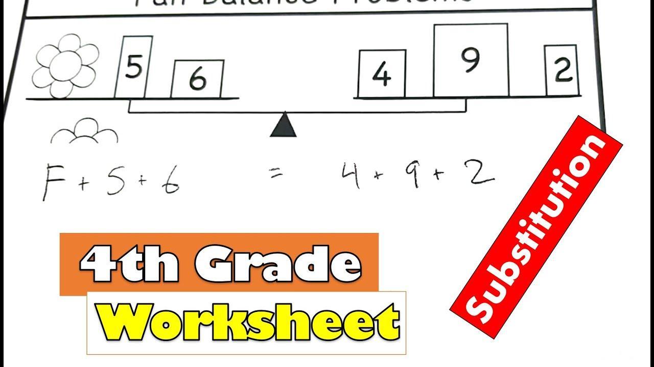 7th Grade Math Worksheets Pre Algebra