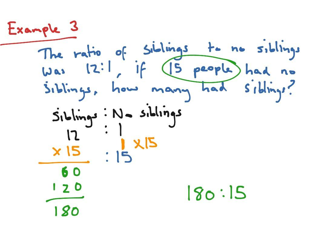 Grade 7 Math Worksheets Ratios And Proportions
