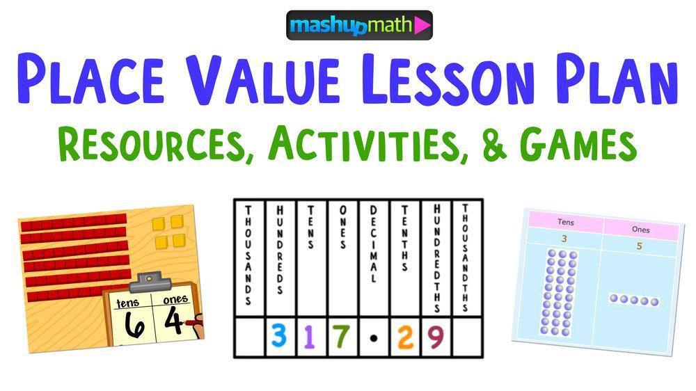 Math Worksheets Place Value Kindergarten