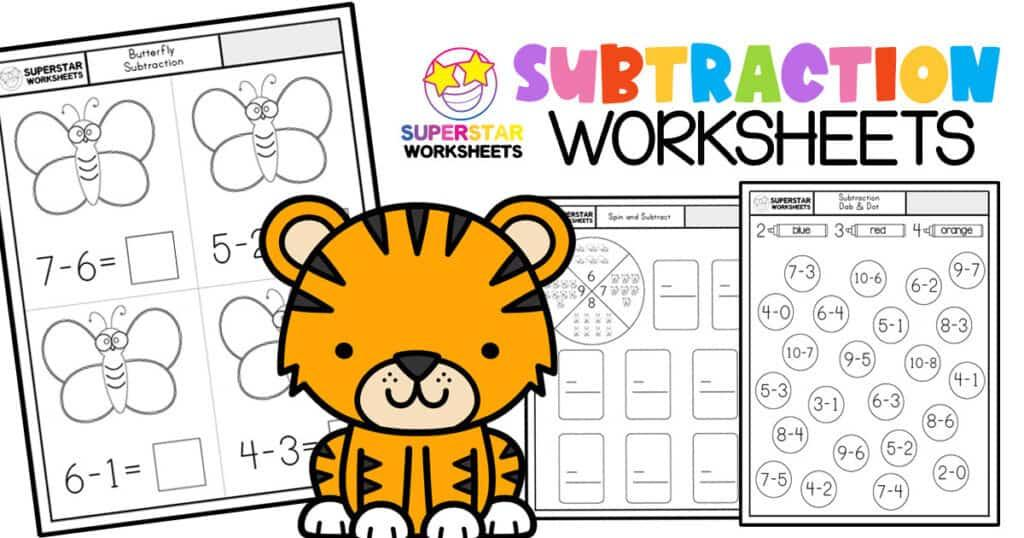 Math Worksheets Subtraction And Addition