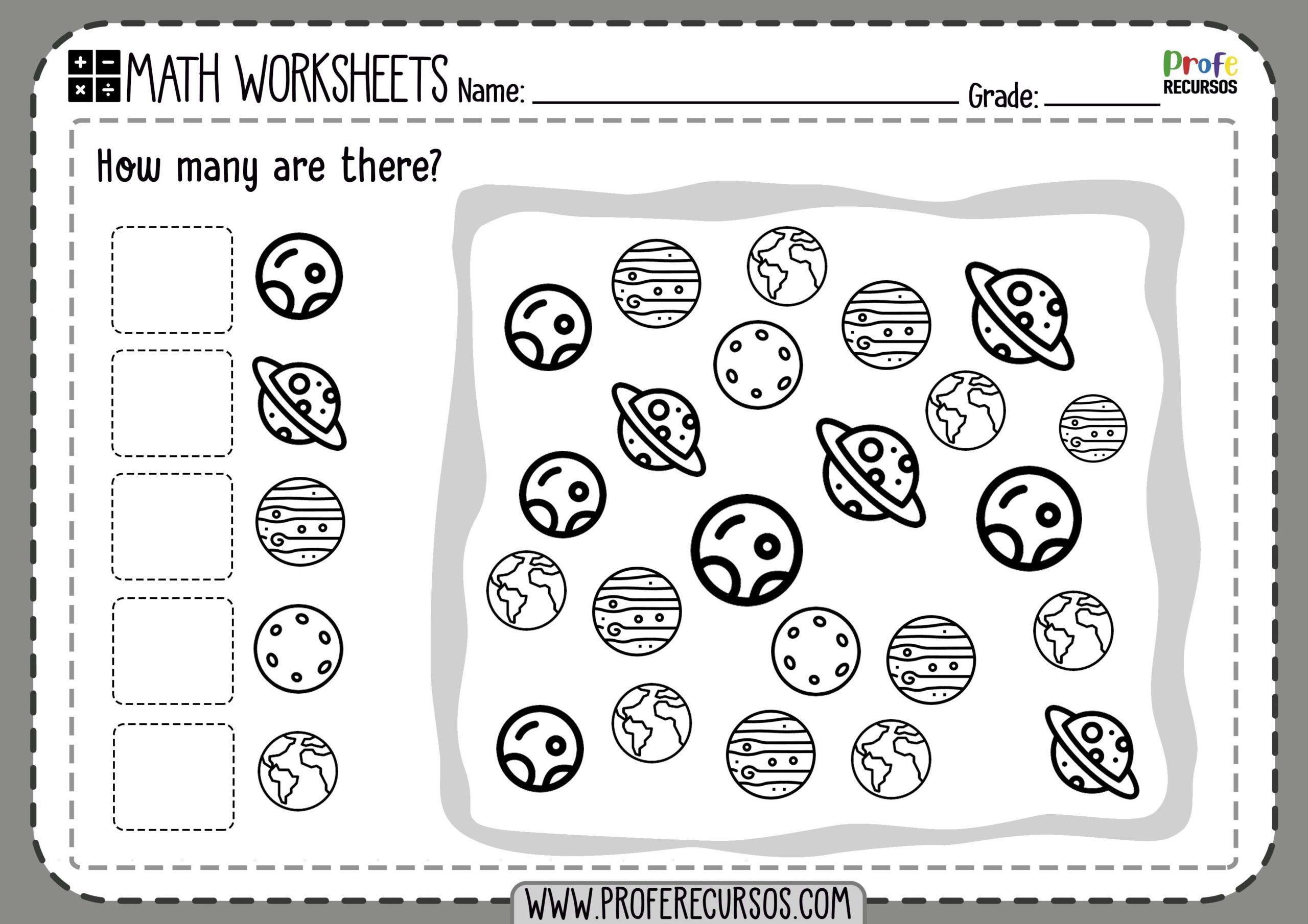 Math Worksheets To Print 6th Grade