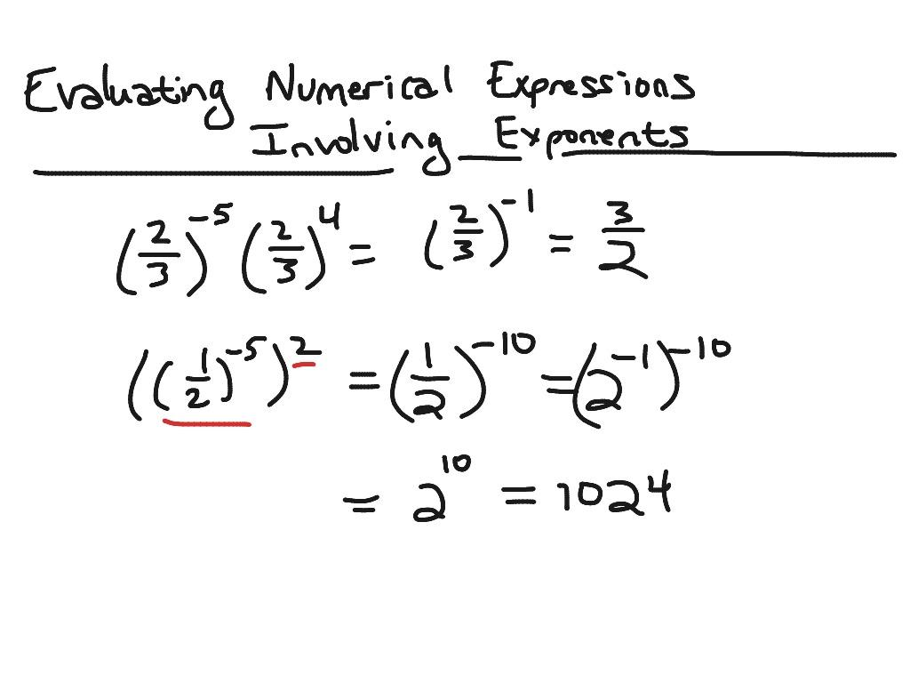 Math Worksheets Variables And Expressions 4