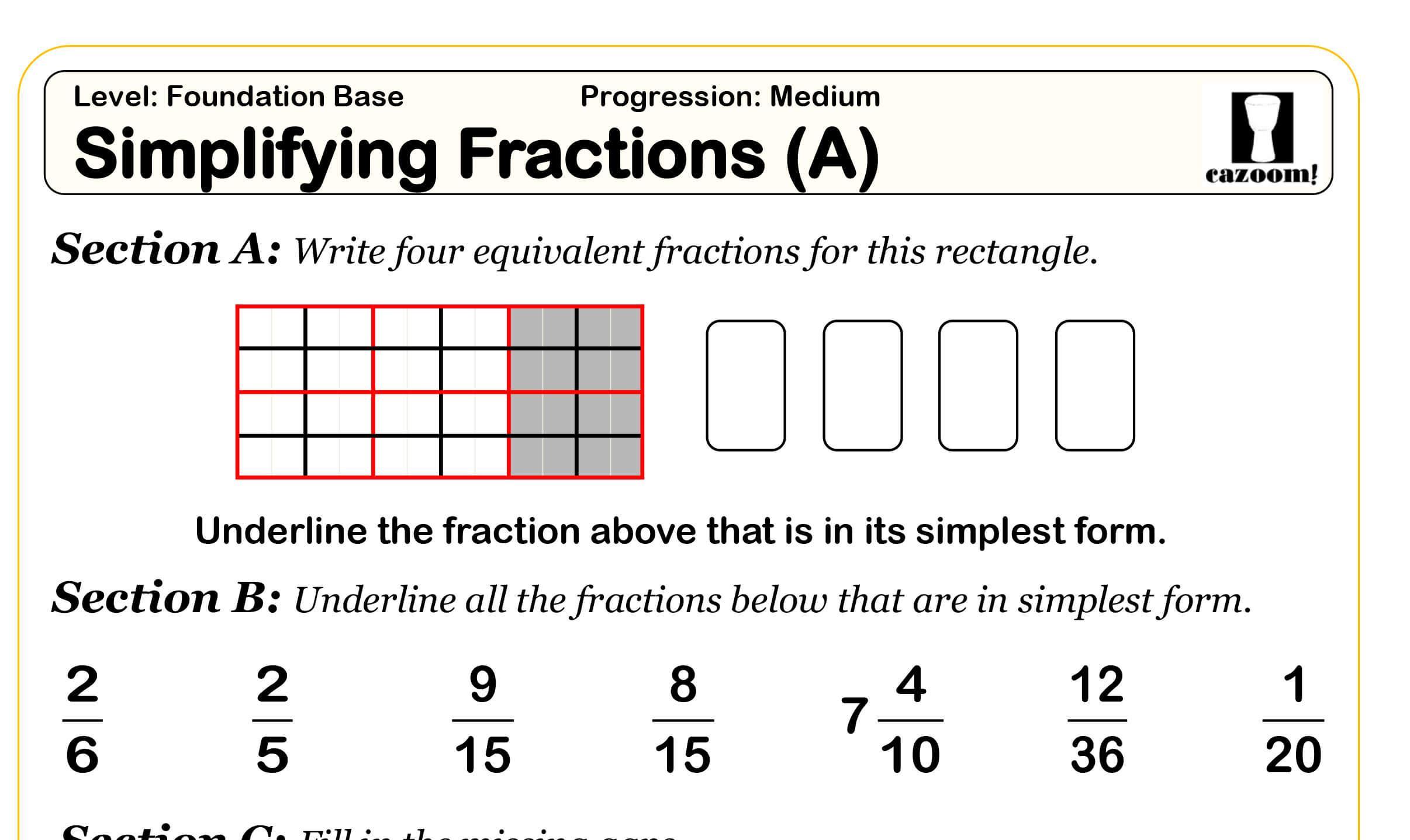 Math Worksheets Year 7 1