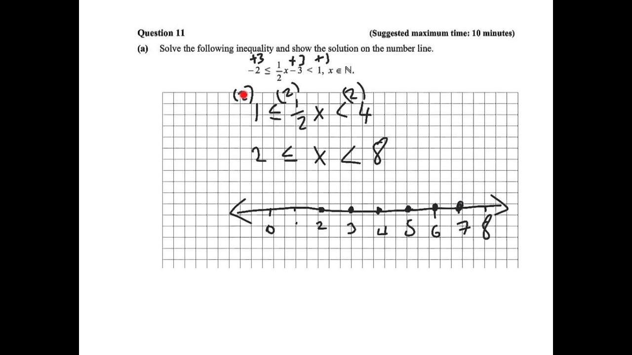 Algebra Worksheets Junior Cert 3