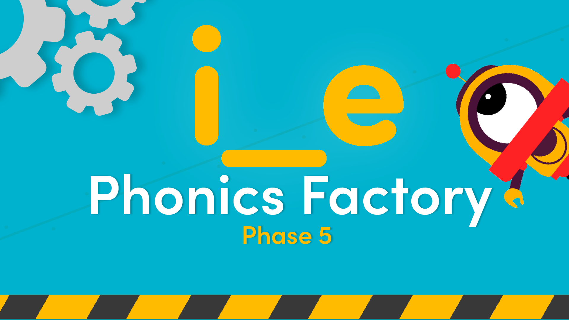 Phonics Phase 5 I E Sound Video In The Phonics Factory