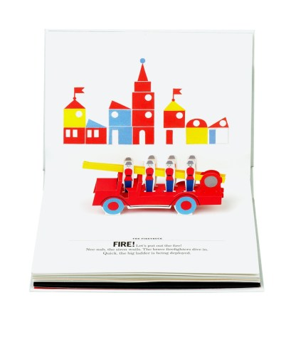 the small world of paper toys   9783899557466