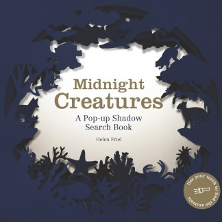 libri popup per bambini | midnight creatures