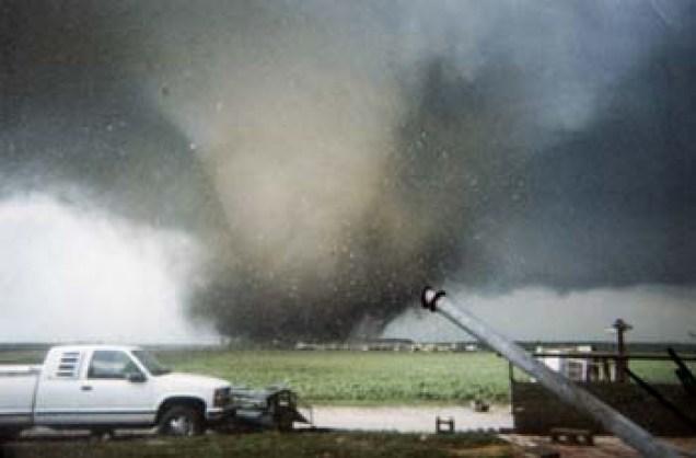 Roanoke tornado