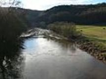 River Severn from Severn Valley Railway train 2004-12-31