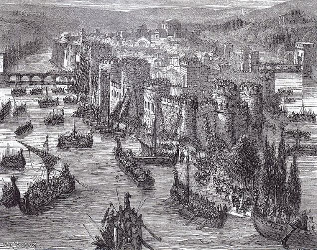 Viking Siege of Paris