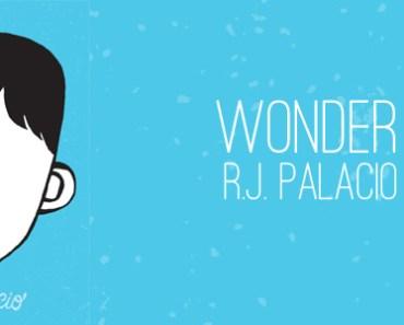 wonder palacio