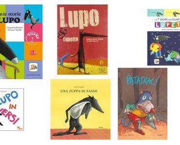 libri sui lupi per bambini