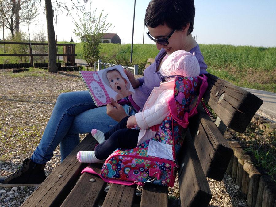Il nostro piccolo angolo della lettura langolo dei libri kids