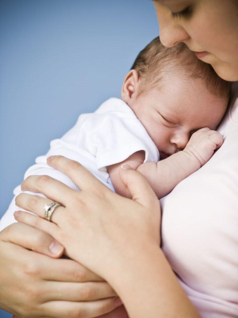 Come calmare il neonato: 3 tecniche utili   UnaDonna