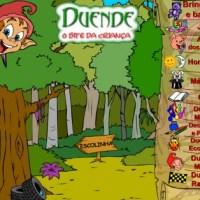 Duende: Um site muito divertido para as crianças!