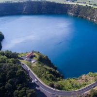 Blue Lake, o lago com a água mais límpida do mundo