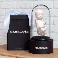 Já é possível ter o seu bebé no colo ainda antes de ele nascer